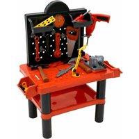 Oypla Childrens Kids Play Toy Workbench Tools Kit Workshop Playset