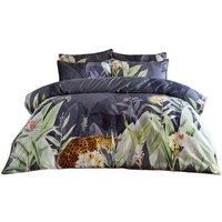 Paoletti Artemis Duvet Cover Set (Double) (Multicoloured)