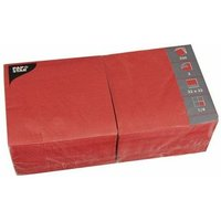 Papstar 12483 Tissue paper Red 250pc(s) paper napkin