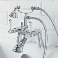 Park Lane Winchester Bath Shower Mixer Tap - ARCHITECKT