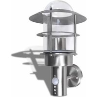 Patio Wall Light Stainless Steel Lamp QAH26213