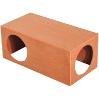 PawHut Cat Hideaway Tunnel / Shelter 60Lx30Wx25H(cm)