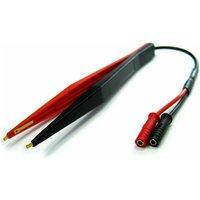 SMD03M SMD Tweezer Probes for LCR/ESR (2mm connectors) - Peak