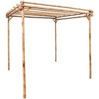 Pergola Bamboo 170x170x220 cm - VIDAXL