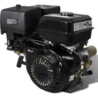 Youthup - Petrol Engine 15 HP 9.6 kW Black