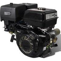 Zqyrlar - Petrol Engine 15 HP 9.6 kW Black