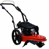Petrol High Grass Mower with 173 cc Engine - ASUPERMALL
