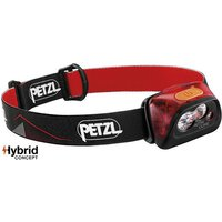 PETZL ACTIK CORE Head Torch | Rechargeable 450 Lumens - Red