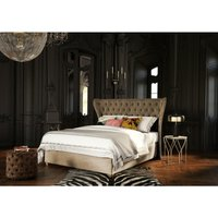 Furniturebox Uk - Phoenix Mink Dublin Single Bed Frame