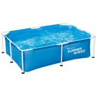 Piscine tubulaire 2,13 x 1,52 x 0,61m Summer-Waves