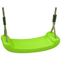 Plastic swing - green - Suitable for adults and children - DAZHOM