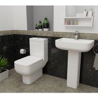 Roberts 600 Bathroom Suite - Plumbers Choice