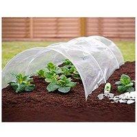 Poly Tunnel Cloche Mini Greenhouse - 1.5 x 45 x 42cm