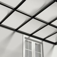 Zqyrlar - Polycarbonate Sheets 16 pcs 6 mm 140x61 cm