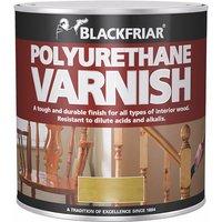 Blackfriar BF0230001F1 Polyurethane Varnish P99 Clear Gloss 250ml