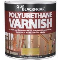 Polyurethane Varnish P100 Clear Satin 1 Litre (BKFPCSV1L)