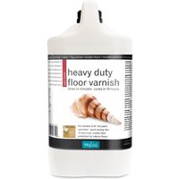 Heavy Duty Floor Varnish - 4 LITRE - Polyvine