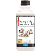 Polyvine - Heavy Duty Interior Wood Varnish - 1 LITRE