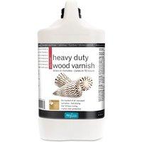 Heavy Duty Interior Wood Varnish - 4 LITRE - Polyvine
