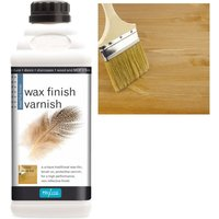 Polyvine - Wax Finish Varnish - Dead Flat - 1 LITRE