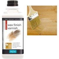 Wax Finish Varnish - Satin - 1 LITRE - Polyvine