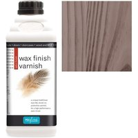 Wax Finish Varnish - Walnut - 1 LITRE - Polyvine