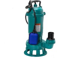 IBO - Pompe eaux chargées avec broyeur CTR550, 250l/min, 550W, 230V