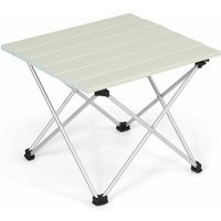Portable Camping Table Roll up Aluminium Folding Picnic Outdoor BBQ Party bag
