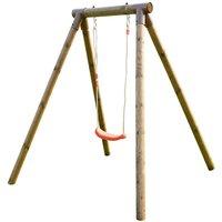 Petit portique en bois 1 agrès balançoire - Hanna