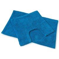 Blue Canyon - Premier 2 Piece Bath Set - Cobalt