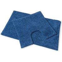 Premier 2 Piece Bath Set - Royal Blue - BLUE CANYON