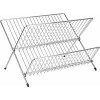 Small Folding Dish Drainer - Premier Housewares