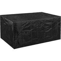 PrimeMatik - Outdoor garden waterproof and dustproof cover 200x70x160cm