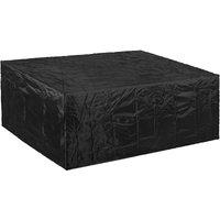 PrimeMatik - Outdoor garden waterproof and dustproof cover 250x90x250cm