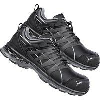 PUMA 643840 Velocity 2.0 Low S3 Safety Shoe Black Size 12