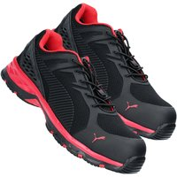 Puma 643890 Fuse Motion 2.0 Safety Trainer Black Size 7