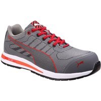 Puma Mens Xelerate Knit Low Safety Trainers (10.5 UK) (Grey)
