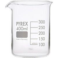Pyrex Beaker Low Form 400ML 1000/14D (Single)
