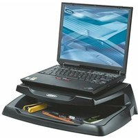 Q-Connect Laptop and LCD Monitor Stand - KF04553