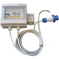Bsvillage - Quadro Elettrico Per Pompa Monofase 3 Hp