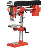 Sealey GDM790BR Radial Pillar Drill Bench 5-Speed 820mm Height 550W/230V