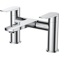 Rak Ceramics - RAK Blade Dual Lever Bath Filler Tap - Chrome