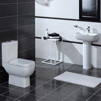 RAK Series 600 Bathroom Suite 1 Tap Hole
