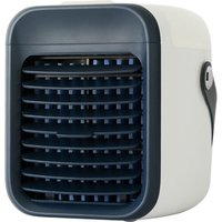 Rare Pearl Silent Mobile Air Conditioner, Portable Air Conditioner, Portable Air Cooler, 300ml Portable Desktop Air Conditioner, Air Humidifier Fan,