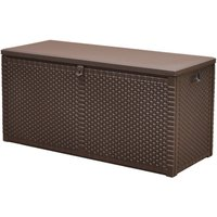 Groundlevel - Rattan Garden Storage Box - Rectangle