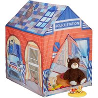 Police Station Play Tent for Children, Outdoors