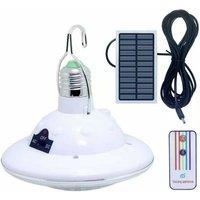 Perle Raregb - Remote Control Light Solar 22LED Camping