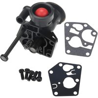 Briday - Replacing the mower carburetor and agrave; metal with installation material for Briggs and Stratton 499809 498809A 494406