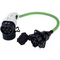 Replenishh G2T2CN-GR Type 1 Plug to Type 2 Socket Converter 32A 0.5m