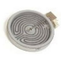 Resistance Circuits Glass Ceramic Hob 3 180Mm 1700W 230V